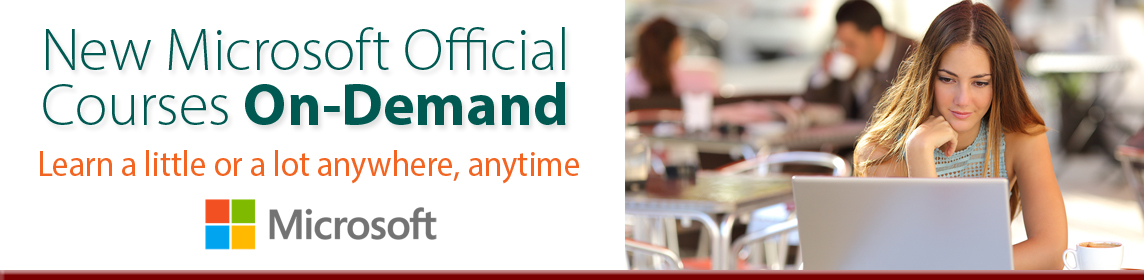 Microsoft Official Courses OnDemand, Orlando