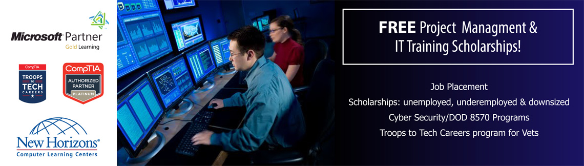 Project Management and IT Scholarship New Horizons Orlando
